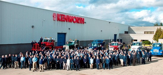 Kenworth Renton Employees