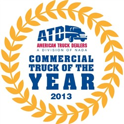 ATD Truck of Year Insignia